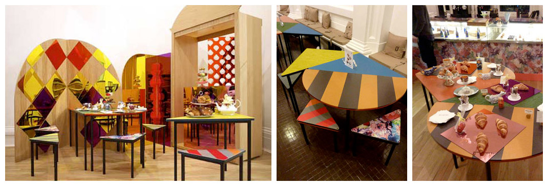 popup cafe furniture