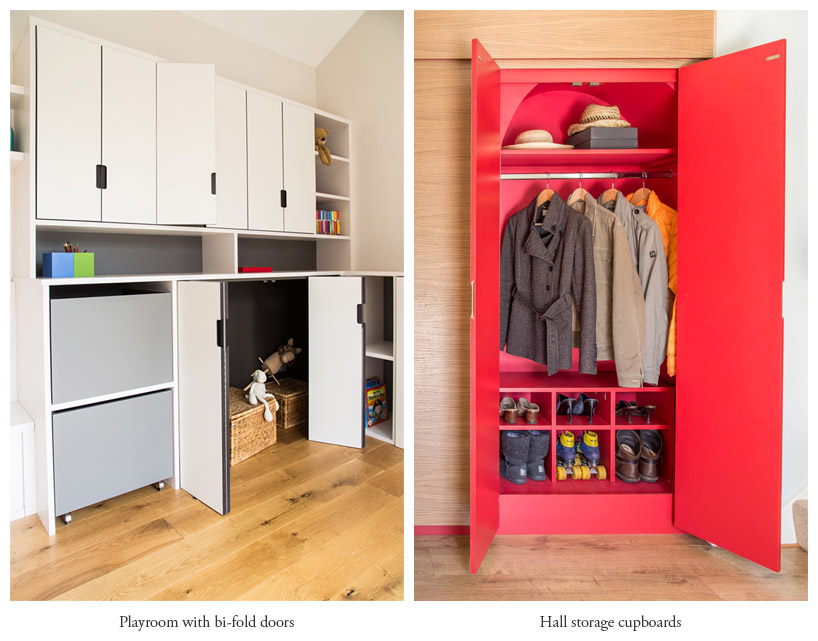 Storage Solutions maximise space